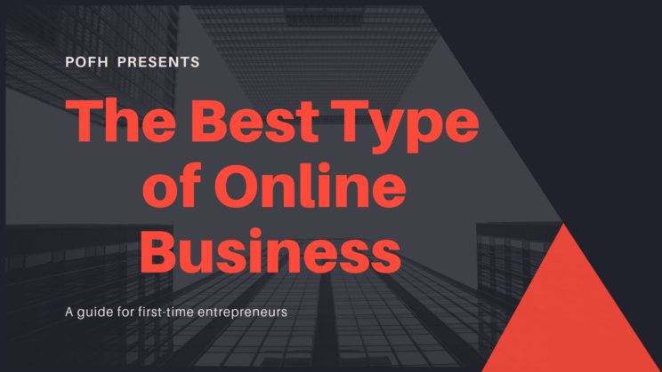 the best type of online business