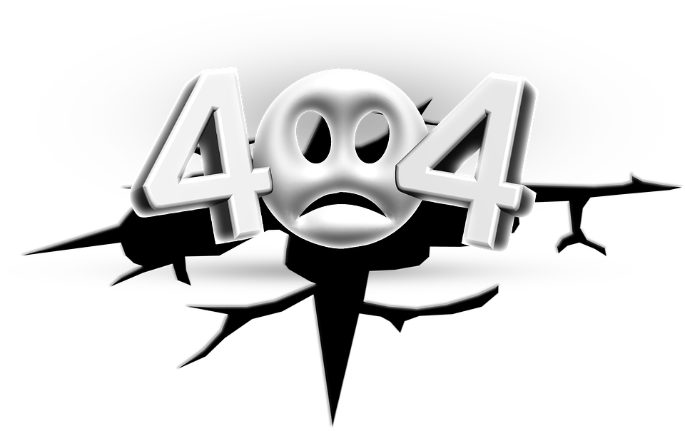 how to fix a 404 error