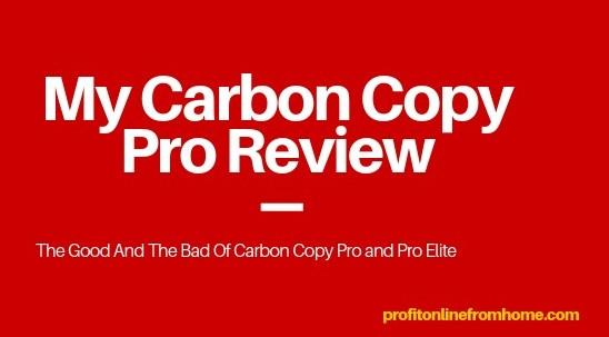 carbon copy pro