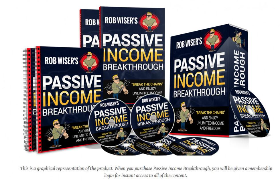 passive income breakthrough review